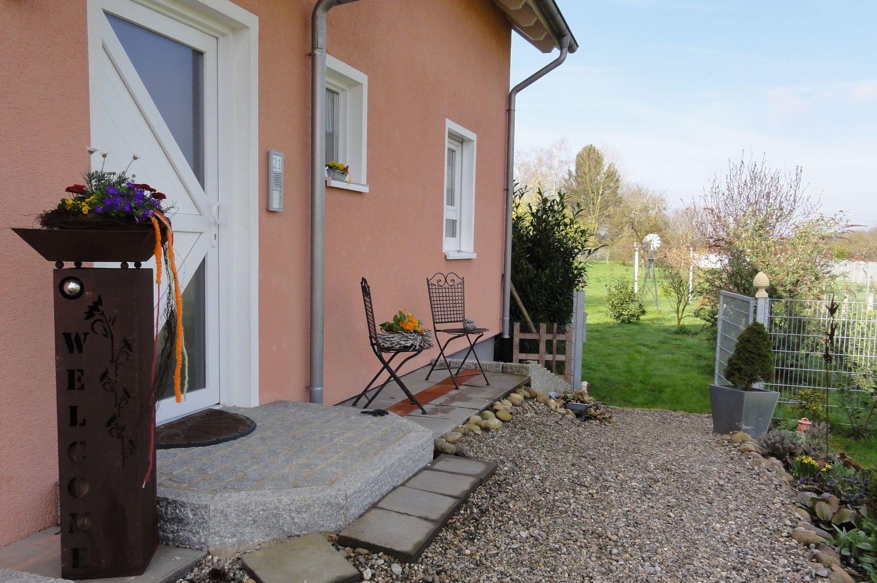 Vakantie appartement westend regio europa park fotogalerij - Deco entree in het huis ...